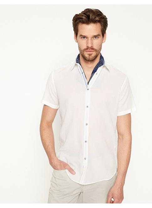 Koton Gömlek Beyaz